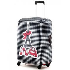 чехол для чемодана «помпиду»