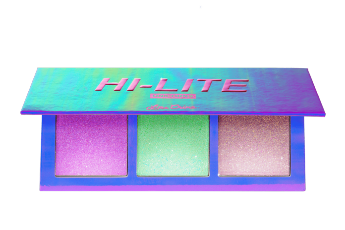 Палетка хайлайтеров HI-LITE