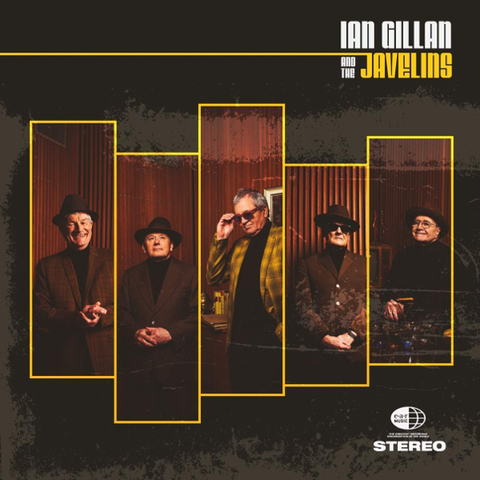 Ian Gillan And The Javelins / Ian Gillan And The Javelins (LP)