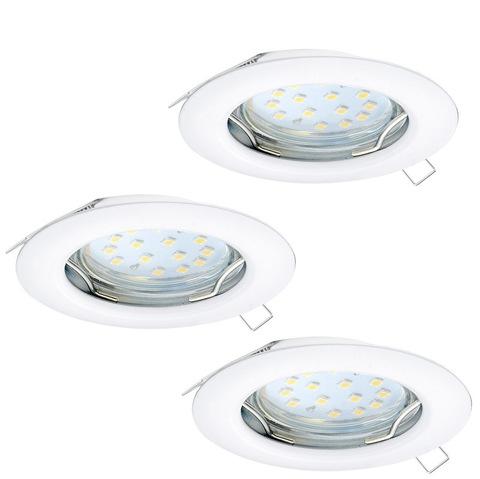 Комплект светильников светодиодных встраиваемых Eglo PENETO 94235