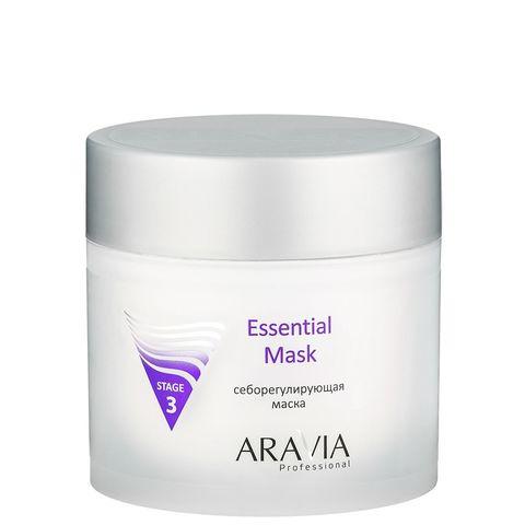 *Себорегулирующая маска (ARAVIA/Essential Mask/300мл/6001)