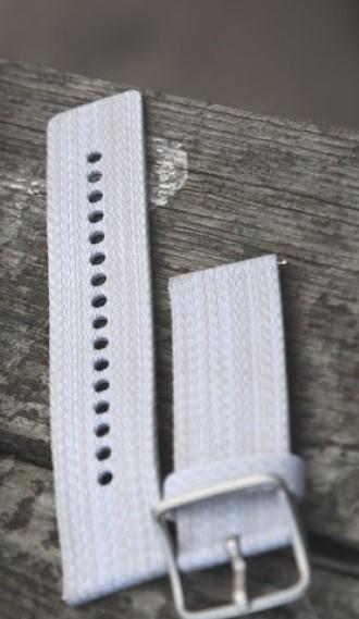 Плетеный ремешок Polar Vantage M White (M/L)