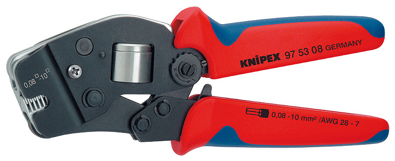 Опрессовщик ручной Knipex KN-975308
