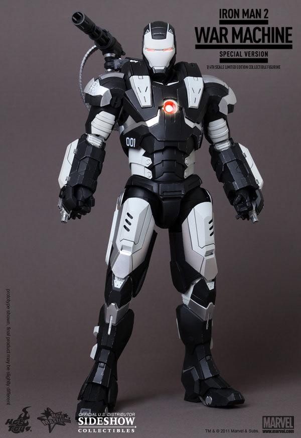Iron Man 2 War Machine (Special Version)