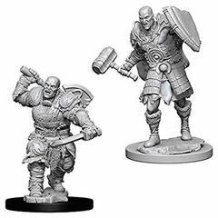 Male Goliath Fighter / Голиафы-воины