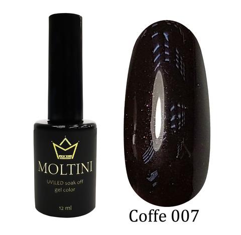 Гель-лак Moltini COFFE 007, 12 ml