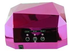 Лампа для маникюра LED+CCFL Diamond, 36 Вт
