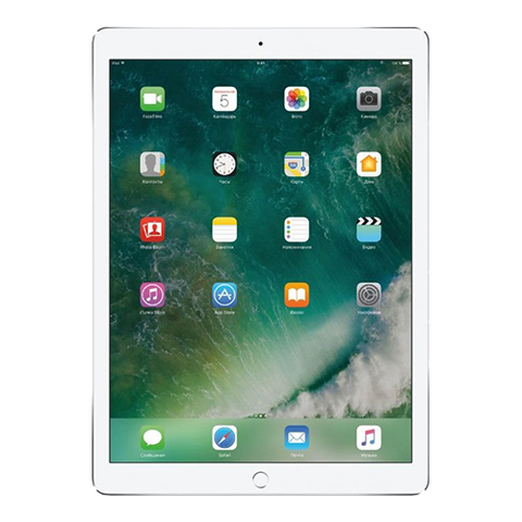 iPad Pro 12.9 (2017) Wi-Fi + Cellular 64Gb Silver - Серебристый