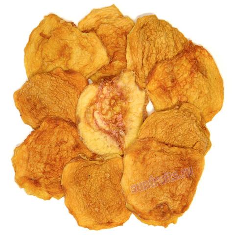 сушеный персик из Киргизии