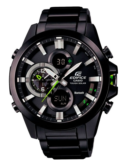 Часы мужские Casio ECB-500DC-1AER Edifice