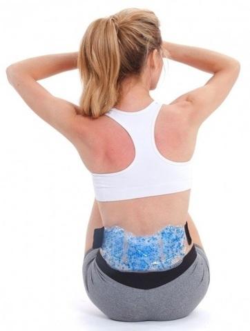 Гелевый компресс для спины