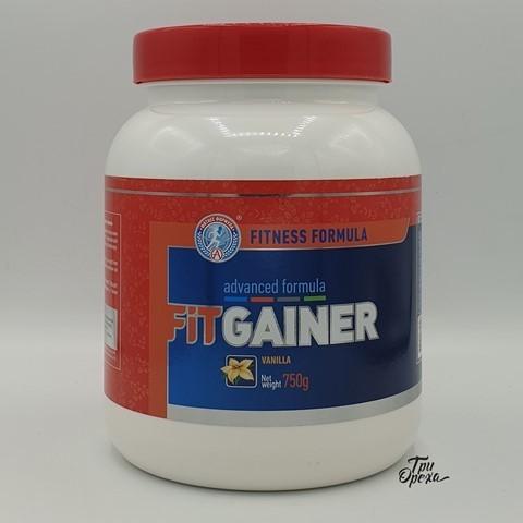 Гейнер FITNESS FORMULA, вкус ваниль, Академия-Т, 750 гр