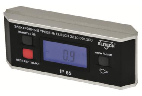 Уровень электронный ELITECH 2210.001100