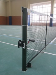 Стойки для большого тенниса со стаканами (комплект)
