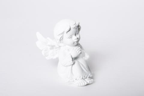 Декоративная статуэтка. Ангел.