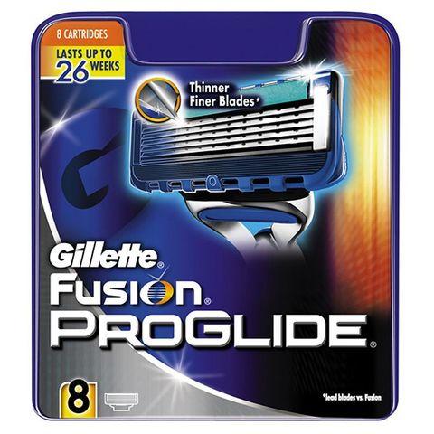 Кассеты Gillette Fusion ProGlide 8 шт