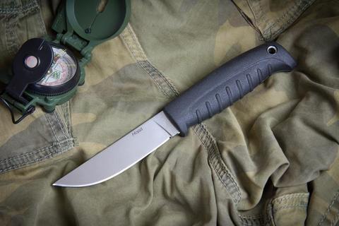 Туристический нож Норд Полированный Эластрон