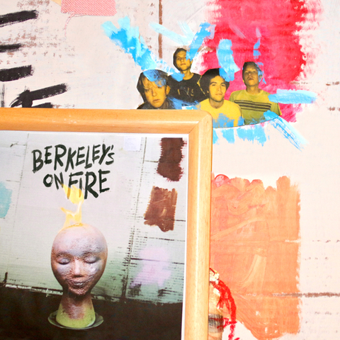 SWMRS / Berkeley's On Fire (CD)