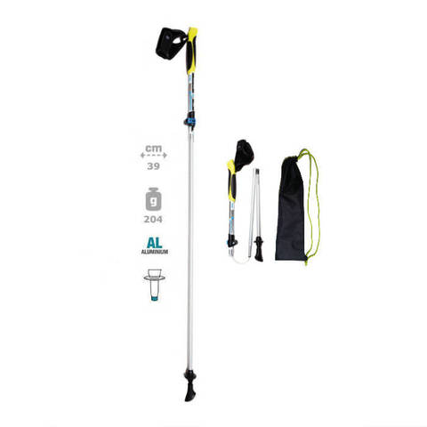 Скандинавские палки Race Nordic Walking X4 Z-Pole (39 см) 110-130 см