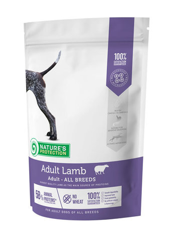 Adult Lamb All breeds food for dogs