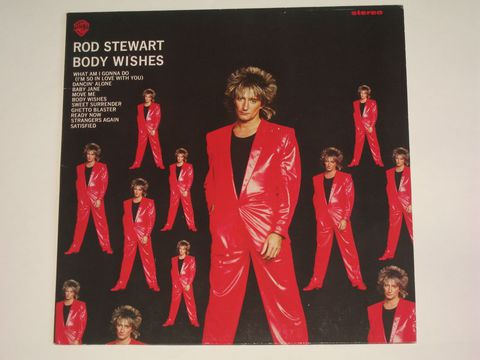 Rod Stewart / Body Wishes (LP)