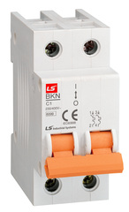 Автоматический выключатель BKN 2P C4A