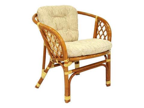 Кресло плетеное из ротанга Багама