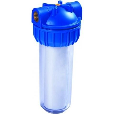 Фильтр магистральный Raifil PS 507С1-BR12-PR-BN на холодную воду