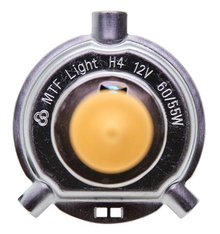 Галогенные лампы MTF Light AURUM H4 60/55W