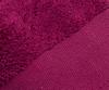Набор полотенец 3 шт Cassera Casa Helios бордовый
