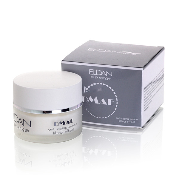 Крем с DMAE Eldan Anti-Aging Cream Lifting Effect Le Prestige 50мл