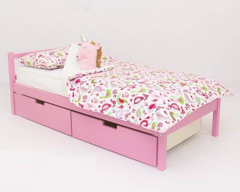 Кровать ФОРЕСТ лаванда