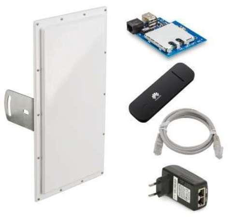 Комплект 3G/4G интернета KAA18 MIMO RG45