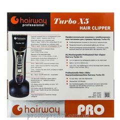 Hairway 02041 Turbo X5 - Машинка для стрижки волос