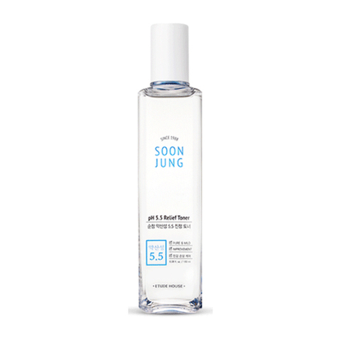 Тонер Etude House Soonjung Toner 180ml