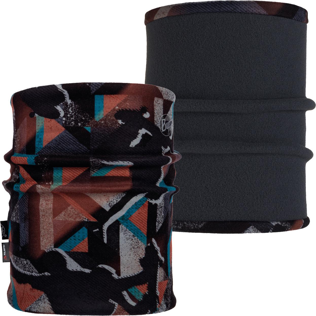 Двойной флисовый шарф-труба Buff Flip Multi