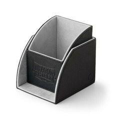 Dragon Shield - Чёрно-серая коробочка Nest (100 карт)