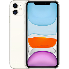 Смартфон iPhone 11 64GB (белый)