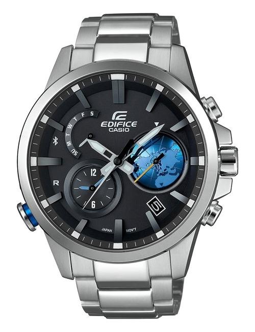 Часы мужские Casio EQB-600D-1A2ER Edifice