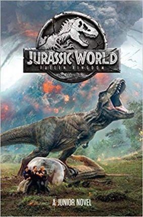 Kitab Jurassic World: Fallen Kingdom Junior Novel   Egmont Publishing UK