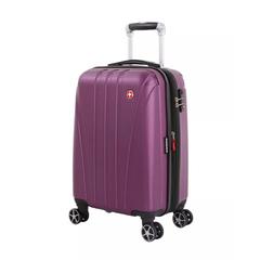 Чемодан Swissgear Tallac, фиолетовый, 35x25x55 см, 37 л