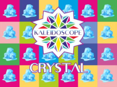 Смесь Kaleidoscope Кристалл, 50 г.