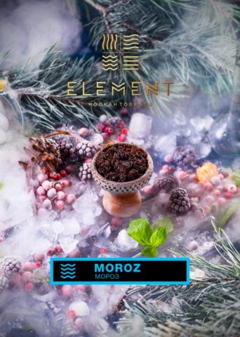 ELEMENT MOROZ (МОРОЗ) ВОДА 40г