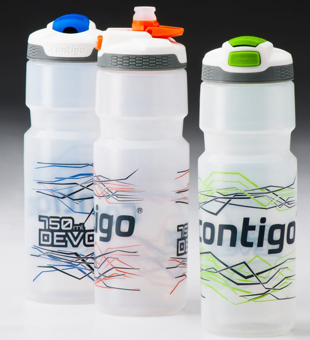 Бутылка Contigo Devon Insulated (0.75 литра) зеленая