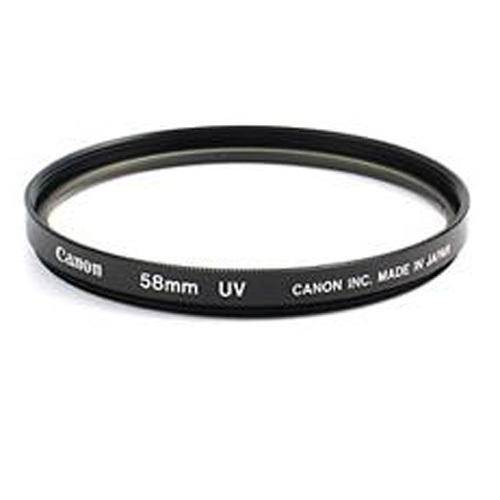Ультрафиолетовый фильтр Canon Original UV Slim 67mm (светофильтр для фотоаппарата с диаметром объектива 67мм)