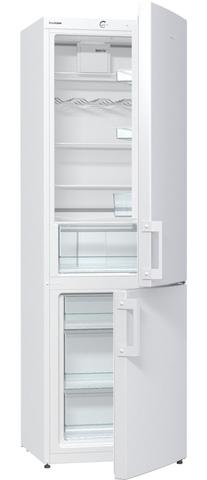 Двухкамерный холодильник Gorenje RK6191BW