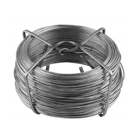 Проволока RACO подвязочная стальная оцинкованная, 50м