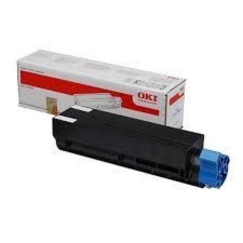 Черный тонер-картридж для OKI B412/B432/B512/MB472/MB492/MB562, Ресурс 3000 страниц А4 (45807119/45807102)
