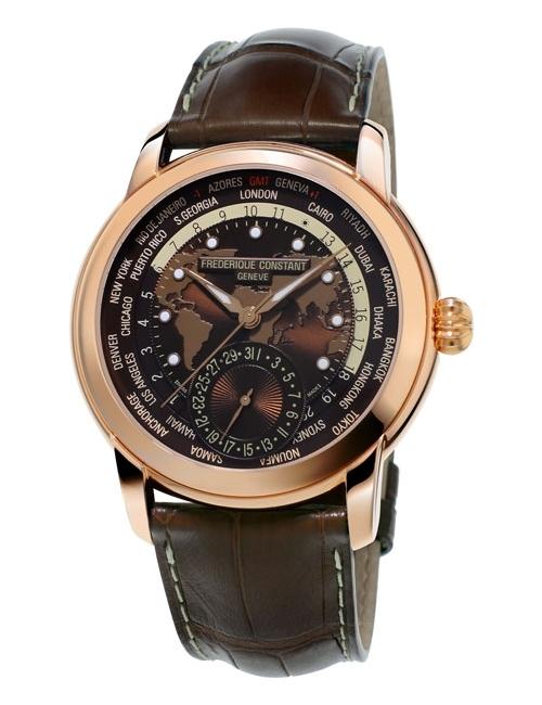 Часы мужские Frederique Constant FC-718BRWM4H4 Classics Manufacture