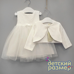 Платье с болеро 62-80